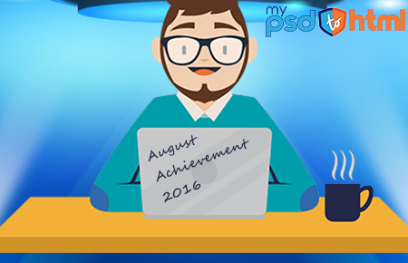 Team achievements @Mypsdtohtml
