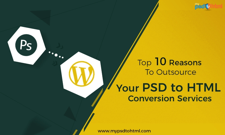 Outsource PSD to HTML Conversion Services